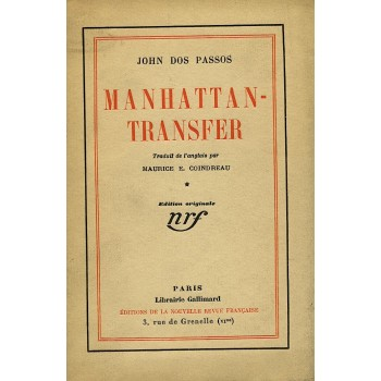 MANHATTAN-TRANSFERT