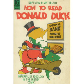 HOW TO READ DONAL DUCK:...