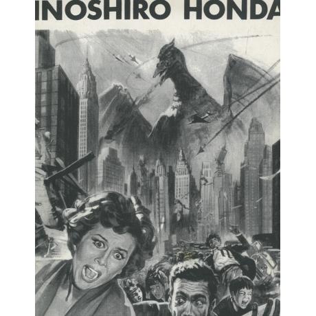 CINE ZINE ZONE PAR INOSHIRO HONDA