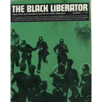THE BLACK LIBERATOR