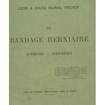 LE BANDAGE HERNIAIRE