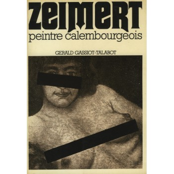 ZEIMERT PEINTRE CALEMBOURGEOIS