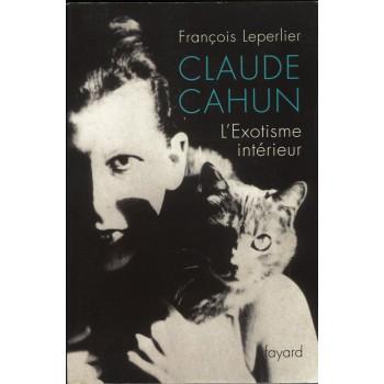 CLAUDE CAHUN, L'EXOTISME...