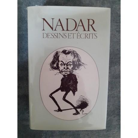 NADAR, DESSINS ET ÉCRITS